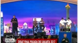 Video AHY sebut rapor buruk Gubernur Jakarta hingga hari ini - Debat Pilkada DKI III download MP3, 3GP, MP4, WEBM, AVI, FLV Agustus 2017