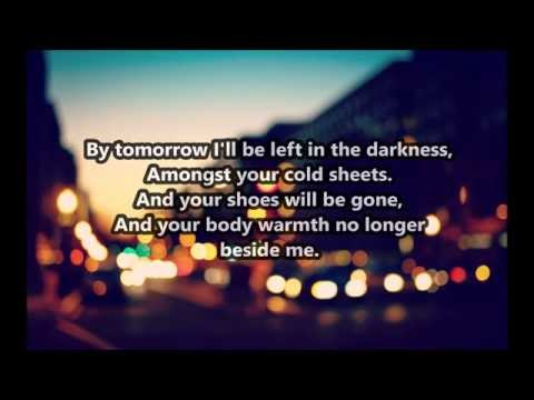 Daughter - Tomorrow (Lyrics on Screen)