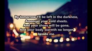 Daughter - Tomorrow (Lyrics on Screen)