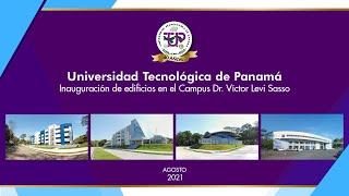 Inauguración de edificios en el Campus Dr. Víctor Levi Sasso