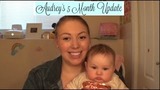 Gambar cover Mommy & Me 5 Month Update | Maggie Marsh
