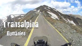 Transalpina (Rumänien) mit dem Motorrad 2016