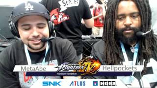 The King of Fighters XIV Evo 2016 Tournament