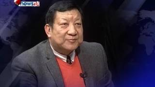 Exclusive Talk Show with Rabi Lamichanne - NEWS24 TV