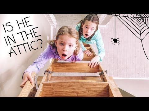 What Did the Toy Master Leave in our Attic?