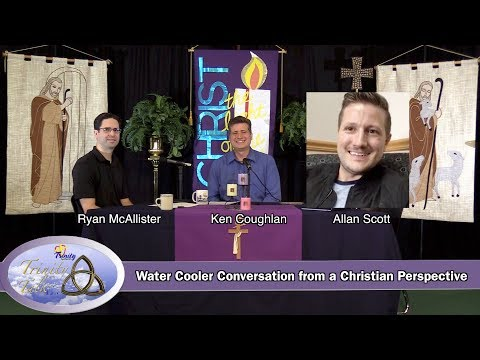 Honoring Christ in Entertainment (with Allan Scott) - Trinity Talk Live #14