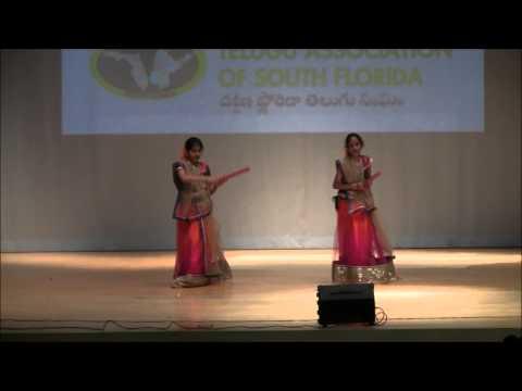 TASF 2014 HD Ugadhi KaavyaAnjali Dance MTS