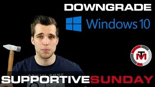 How To Downgrade Windows 10   Easy Step By Step Tutorial   Techmagnet