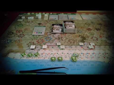 D-Day at Omaha Beach: Escenario EasyFox - Turno 1-6
