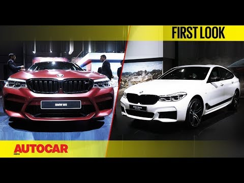 BMW Cars At The Auto Expo 2018 | Autocar India