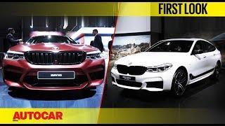 BMW Cars At The Auto Expo 2018 | Autocar India