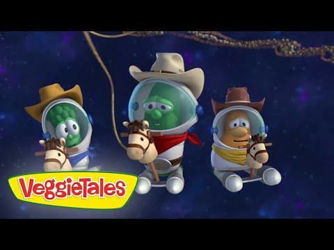 VeggieTales: Asteroid Cowboys - Silly Song