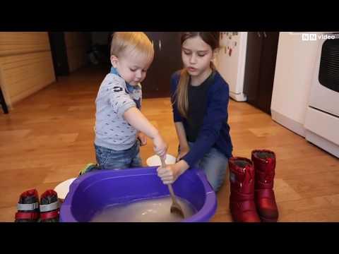Краш-тест белорусской детской обуви ТМ Shagovita