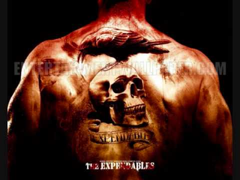The Expendables Official Full Song Shinedown Diamond Eyes HQ