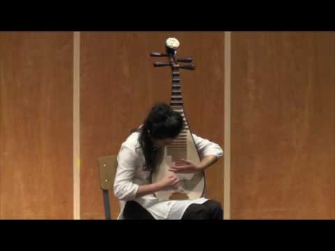 Yao Chen Composition2014-15 : Pipa Playing the Opera:Heart of Qin /姚晨作品2014-15:琵琶彈戲《西廂記之琴心》