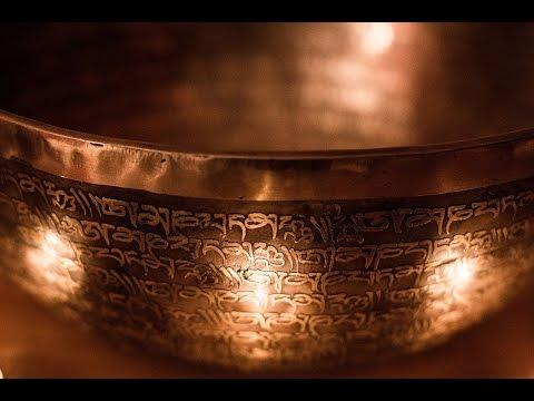 Поющие чаши для медитации