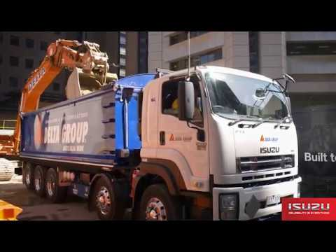 Isuzu Truckpower: Delta Group :: Isuzu Australia Limited