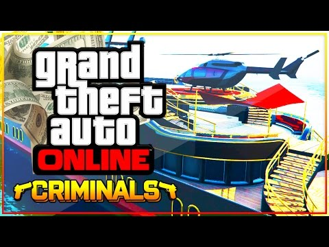 GTA 5 ONLINE - EXECUTIVES AND OTHER CRIMINALS: Eine 9,5 MILL
