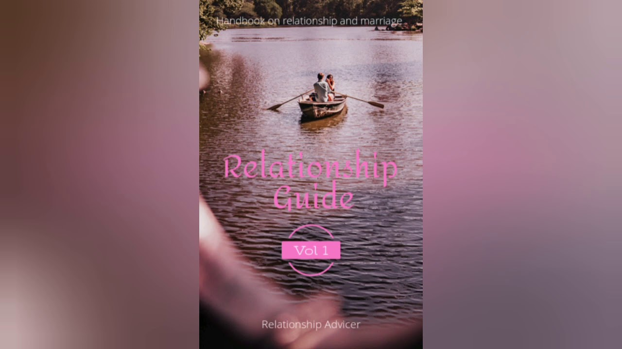 Relationship Guide - Vol 1 eBook is available on Wattpad