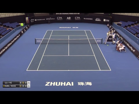 Australian Open 2018 Asia Pacific Wildcard Play Off Centre Court