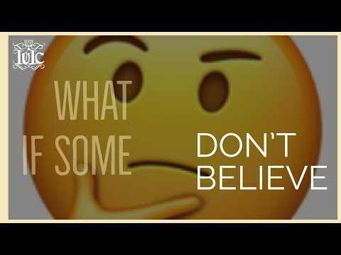 The Israelites: What if Some Don't Believe??