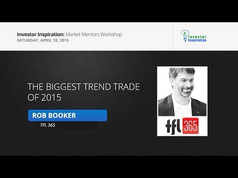 The Biggest Trend Trade of 2015 | Rob Booker