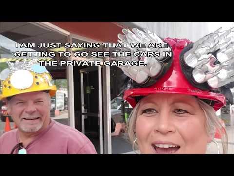 PRIVATE TOUR PART 1, ARTOCADE, TRINIDAD COLORADO Full-Time RV Living And Travel Vlog