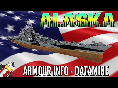 World of Warships - MORE Alaska and Le Terrible Info [Datamined]