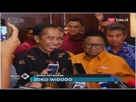 Tak Berkomentar Saat Ditanya Soal 'Tampang Boyolali', Begini Reaksi Jokowi - INews Pagi 09/11