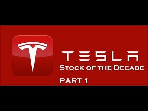 Stock Of The Decade Tesla Motors Tsla Analysis Part 1 Youtube