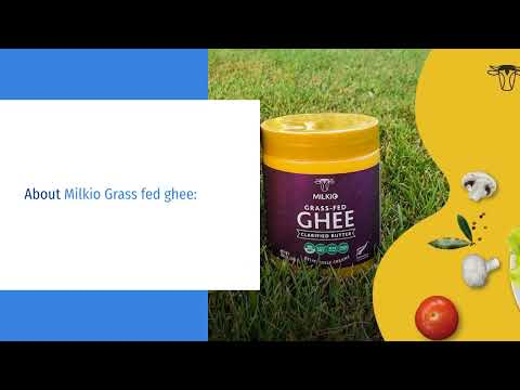 Ghee Salted Butter: the right ingredient or not