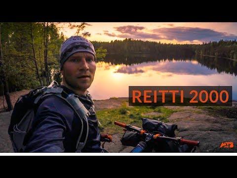 Reitti 2000 | Mountain biking | Helsinki - Nuuksio National Park
