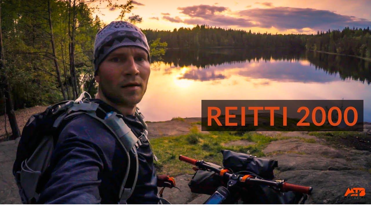 Reitti 2000 Route 2000 Finland Mountain Biking Mtbreitti Fi