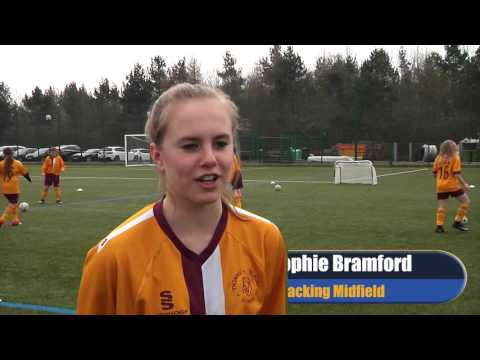 COMMUNITY | Thomas Telford Girls Prepare For Wembley