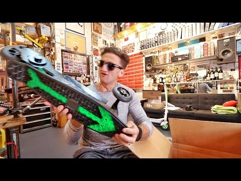 Thumbnail: MAKE AN ELECTRIC SKATEBOARD FOR $100