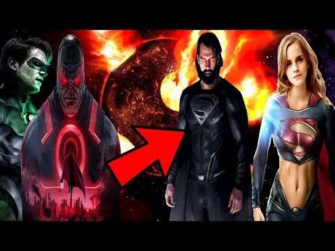 Justice League News SECRET Screen Test FAKE Reports? & Everything We Know About Justice League!!!