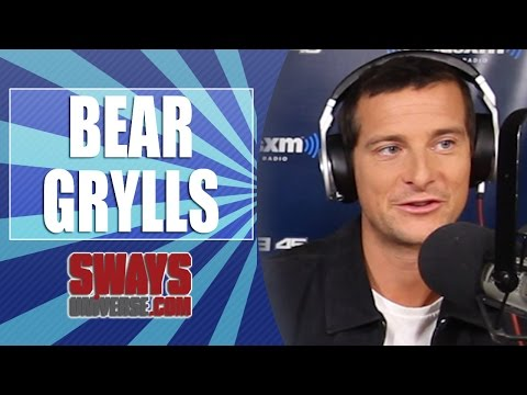 Bear Grylls On Adjusting to Cities, Plays 'Survive in the Ghetto' & the Worst Celeb in Nature