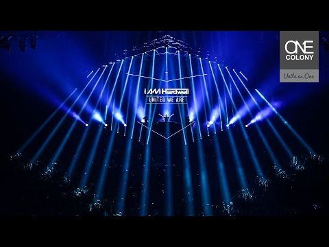 I Am Hardwell United We Are İstanbul   Official...