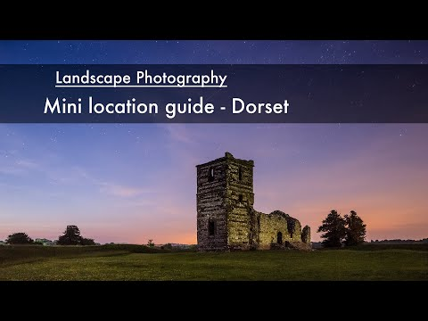 Landscape Photography - Mini location guide - Dorset