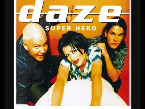 Daze - Superhero (album version extended)
