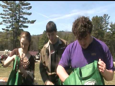 Fall Mountain Regional High School Earth Day