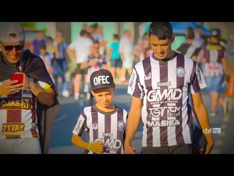 Brasileirão Série D 2017: Operário Ferroviário faz a festa na cidade de Ponta Grossa