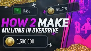 Video ULTIMATE COIN GUIDE for MADDEN OVERDRIVE! MAKING MILLIONS! (Vol. 1) download MP3, 3GP, MP4, WEBM, AVI, FLV Agustus 2018