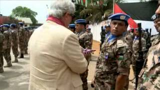Jordanian Medical Contingent awarded UN Peacekeeping Medals