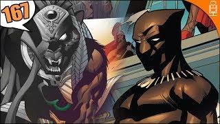 Secret History of Wakanda - Black Panther #167
