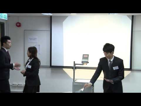 HSBC Asia Pacific Business Case Competition 2014   Round 1 F2   City University of Hong Kong