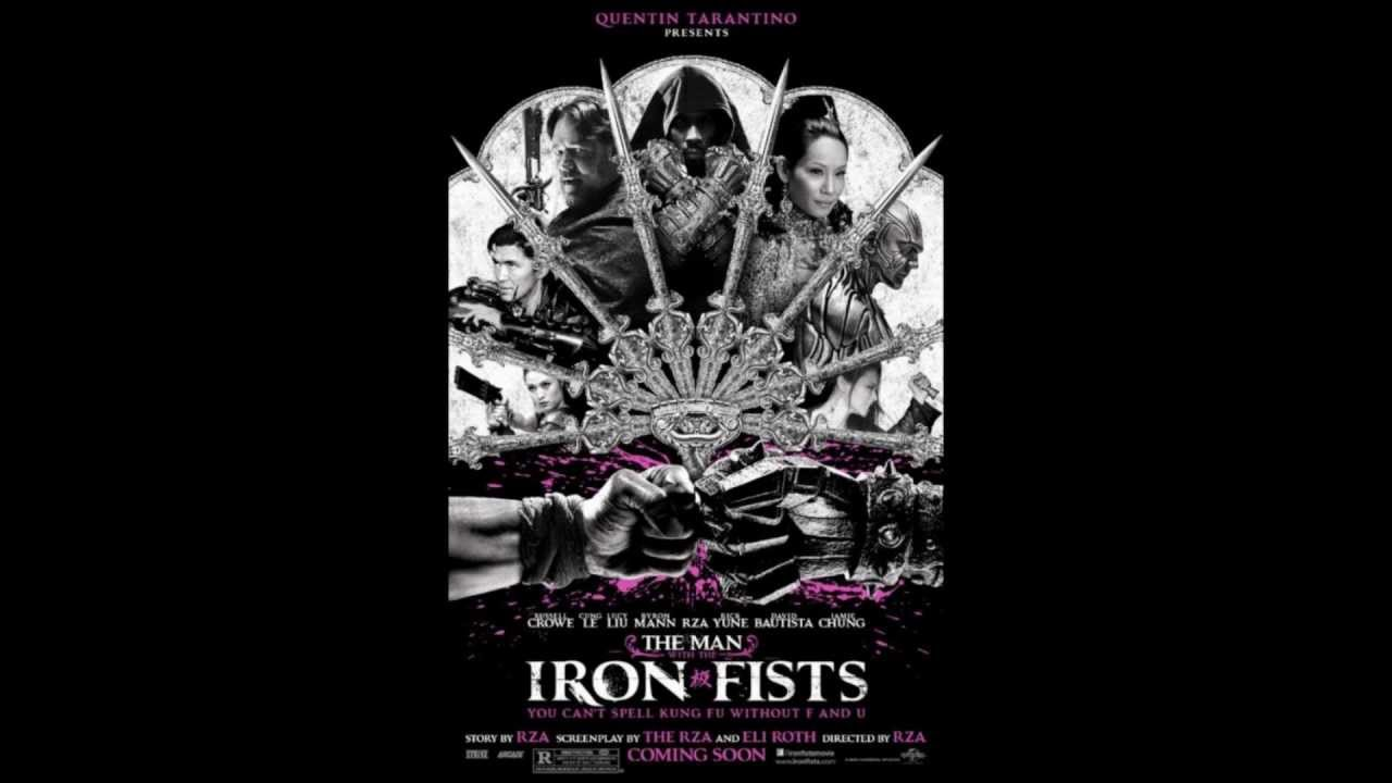 Rza man with the iron fist soundtrack