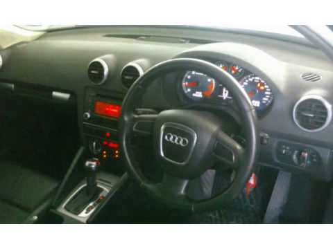 2010 Audi A3 Sportback 1 8tfsi Ambition S Tronic 118kw Auto For Sale