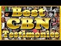 12 Best CBN Testimonies, Amazing and Anointed Stories