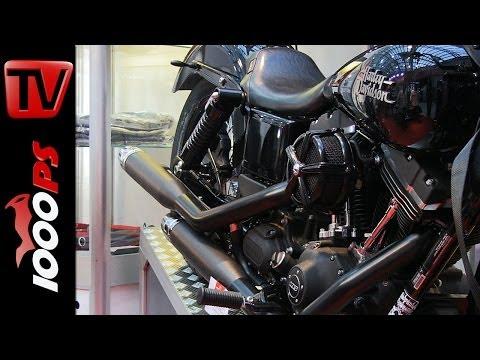 Remus ESD für Harley Davidson Modelle 2014